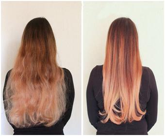 فيتامين E لتطويل الشعر