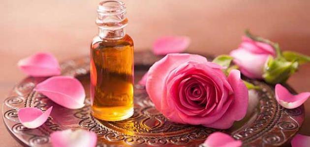 مميزات زيت الورد