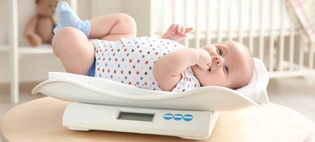 وزن المولود الجديد