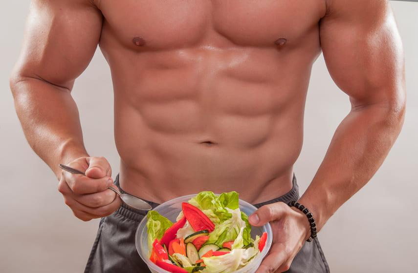 ما هى التغذية المثالية للاعب كمال الأجسام؟