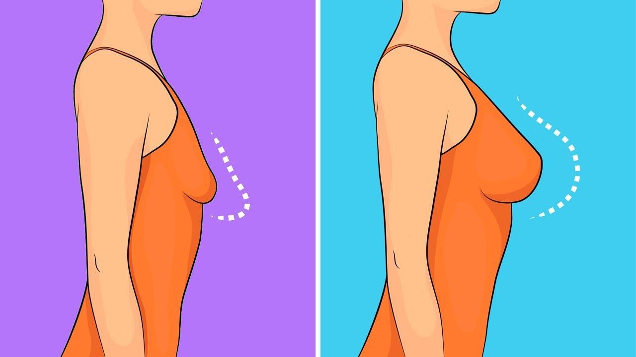 علاج ترهل الثدي